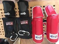 Krav Maga / Martial Arts /kickboxing equipment & books