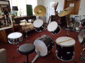 Boston drumkit