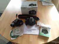 Canon 700D Camera Body, Excellent Condition