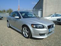 Volvo C30 1.6 R-Design Sport 2dr / FINANCE AVAILABLE / HPi CLEAR