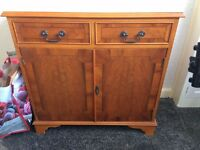 Lovely Yew cabinet