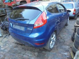 FORD FIESTA's Mk7 2009 1.25 BREAKING for Spares or Repairs!!! Cheap parts!!