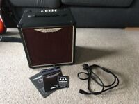 Ashdown AAA-30 Bass Amplifier in as new condition