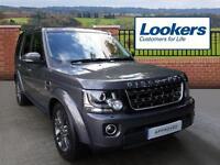 Land Rover Discovery SDV6 GRAPHITE (grey) 2016-09-27
