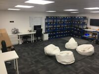 Amazing Large Office Space for Rent - Recently Refurbished - Havant Location 887 Sq Ft
