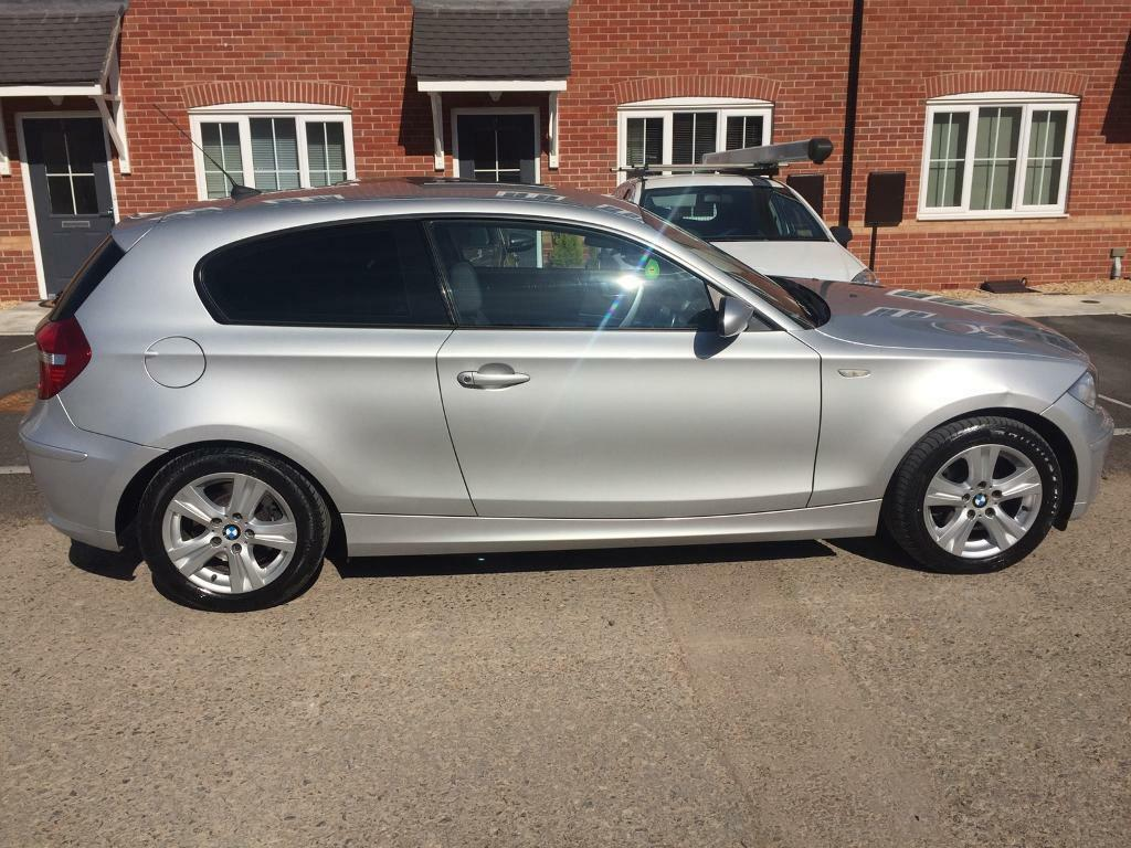 bmw 120d 2009 plate in gloucester gloucestershire gumtree. Black Bedroom Furniture Sets. Home Design Ideas
