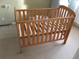 East Coast Cot Bed