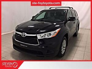 2014 Toyota Highlander LE, AWD, 7 Passagers, Camera Ecran Tactil