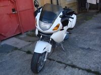 for sale honda nt650v deauville 2001 ready to drive