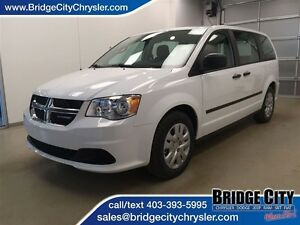 2016 Dodge Grand Caravan CVP- Canada Value Package! Great Value!