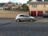 "17""alloys for sale Very good tyres 4x100"