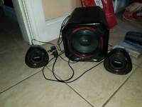 subwoofers Philips