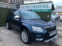 Skoda Yeti 1.2 TSI SE DSG 5dr£8,995 p/x welcome 1 YEAR FREE WARRANTY. NEW MOT