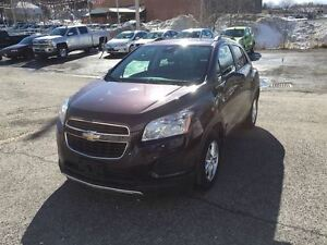 2014 Chevrolet Trax LT BLUETOOTH ALLOY WHEELS!!!