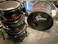 Gretsch Black Widow Catalina Club Drum Kit