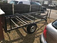 Large trailer swap for box trailer