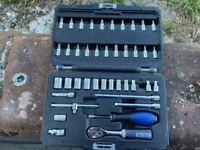 "Draper Expert 1/4""drive Socket Set"