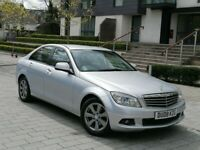 2008 MERCEDES C180 PETROL - AUTOMATIC - F.S.H - 2 KEYS - PX WELCOME