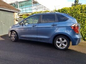 Honda FR-V EX 2.2TDi Six Seat MPV 2007 One owner from new. FHSH. Great condition.