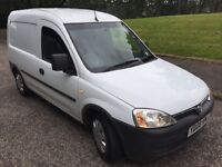 2008 Vauxhall combo 1.3 diesel NO TEXTS immaculate connect