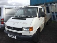 Volkswagen transporter tdi pic up spare parts available