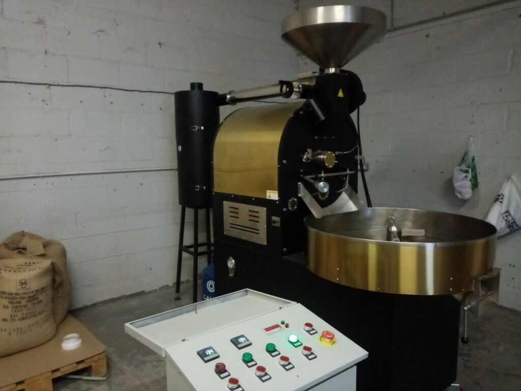 Commercial coffee roaster 15kg  Brand new one years guarantee  comes with  roast profile programme | in Middlesbrough, North Yorkshire | Gumtree