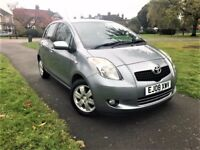 Toyota Yaris 1.3 T3 Multimode 5dr 2KEYS,LONG MOT,SERVICE HISOTRY