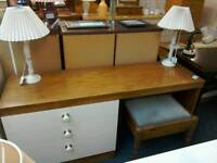 Dressing table with drawers #33306 £29