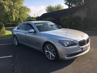LOOK Bmw 730d Se Luxury 2010 TOP SPEC SOFT CLOSURE DOORS HEADS UP XENONS + MORE!!!