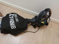 challenge xtreme garden blower vac bdg2400