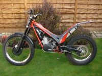 2010 GAS GAS 125 PRO
