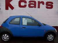 LOW MILES ONLY GROUP 2 INSURANCE FORD KA 1.3 2003 12 MONTH MOT