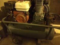 Clarke engine compressor