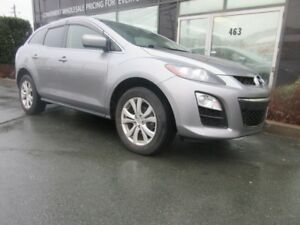 2011 Mazda CX-7 2.3L AWD W/ LEATHER, SUNROOF, & FRESH MVI