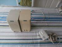 Altec lansing speakers in good condition