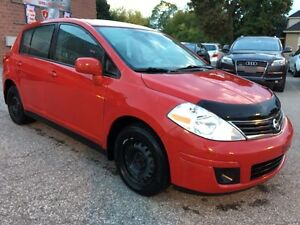2010 Nissan Versa LOW KMS - SAFETY & E-TESTED