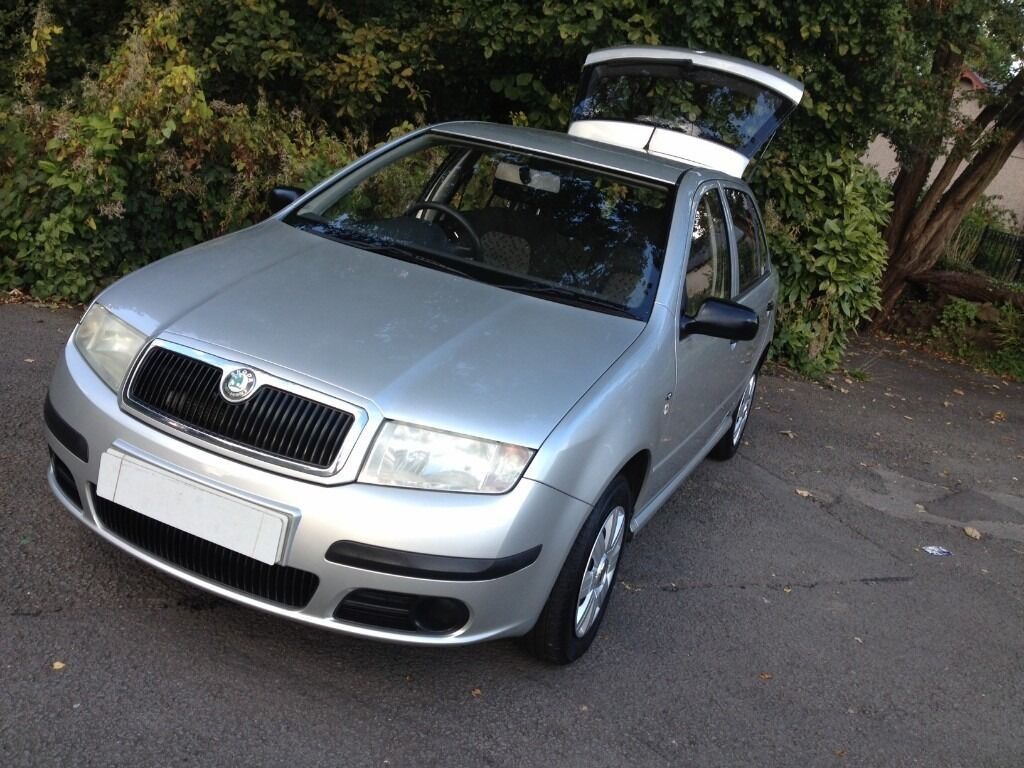 2005/05 SKODA FABIA CLASSIC 5 DR/LOW MILES/HI SPEC/LOW