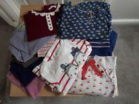 Girl 4-6 , bundle of 11 long sleeve tops