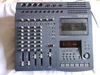 TASCAM PORTASTUDIO 424 MKII - 4 TRACK CASSETTE DECK - VGC - SERVICED - £180 ONO + Tapes £60 ONO.