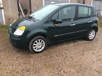 Renault Modus 2005 1.6 petrol auto , FSH, 8 months MOT , clean inside out