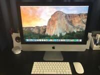 iMac, 4K Retina, Late 2015, 21.5 inch