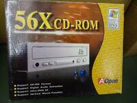 AOpen CD-956E-AKV 56X CD-ROM Drive IDE