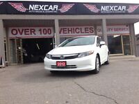 2012 Honda Civic LX AUT0 A/C CRUISE ONLY 72K City of Toronto Toronto (GTA) Preview