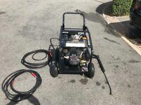 Kiam KM3400D diesel pressure washer
