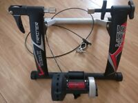 Turbo trainer + Tackx trainer tyre