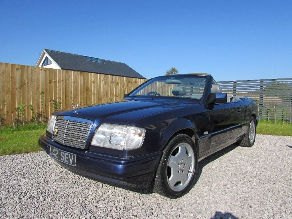 Mercedes W124 Coupe Cabriolet E220 1994 In Ardleigh Essex Gumtree