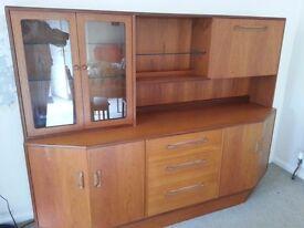 G Plan Fresco Buffet/Drinks Cabinet