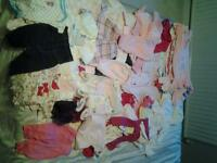 Baby girl 62 piece clothing mixed bundle aged 0-3 months