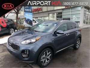 2017 Kia Sportage DEMO !!! SX Turbo 4.05% OAC for 84 Months