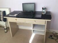 Remarkable Office Desk Shelves Office Desks Tables For Sale Gumtree Download Free Architecture Designs Estepponolmadebymaigaardcom